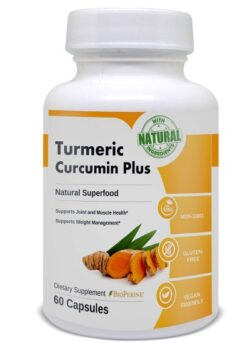 My Turmeric Curcumin Plus Review (2019) - My #1 Choice For Inflammation