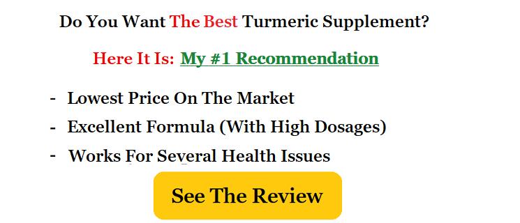 best turmeric
