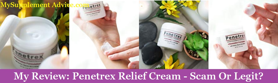 My Review: Penetrex Relief Cream (2020) – Scam Or Legit?