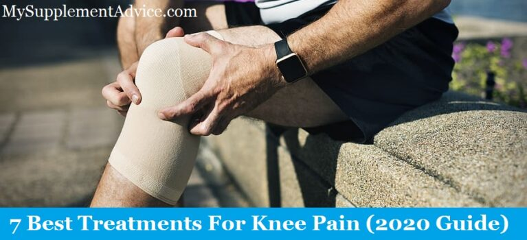 7 Best Treatments For Knee Pain (2020 Guide)