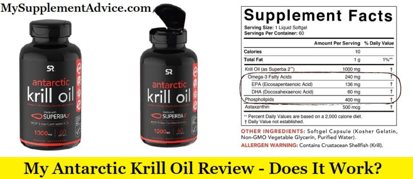 My Antarctic Krill Oil Review (2020) – Does It Work?