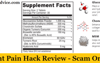 My Joint Pain Hack Review (2020) - Scam Or Legit?