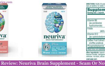 My Review: Neuriva Brain Supplement (2020) - Scam Or Not?