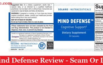 My Mind Defense Review (2020) - Scam Or Legit?