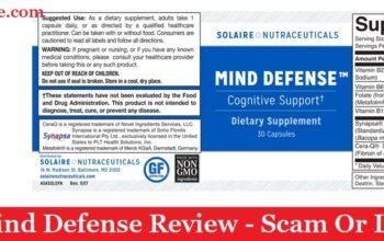 My Mind Defense Review (2020) - Scam Or Legit?