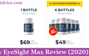 My EyeSight Max Review (2020) - Scam Or Does It Work?