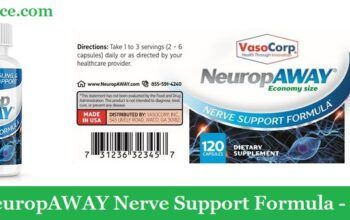 My Review: NeuropAWAY Nerve Support Formula - Scam Or Not?