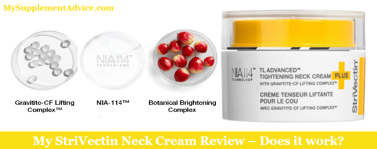 My StriVectin Neck Cream Review (2021) – Does It Work?