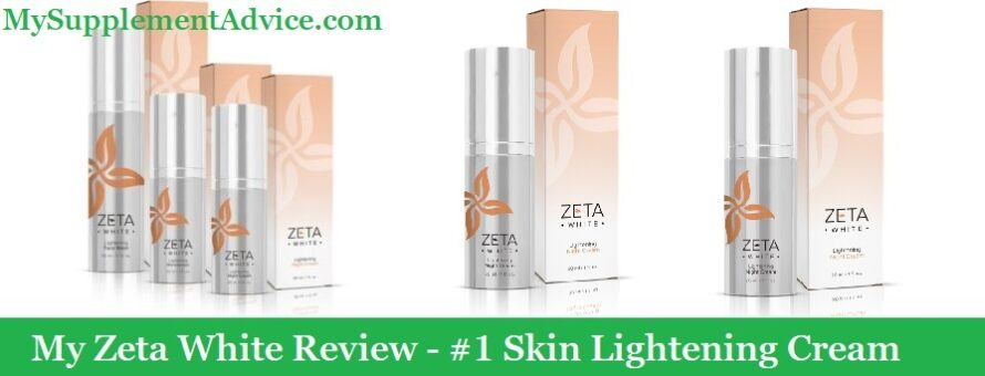 My Zeta White Review (2021) – #1 Skin Lightening Cream