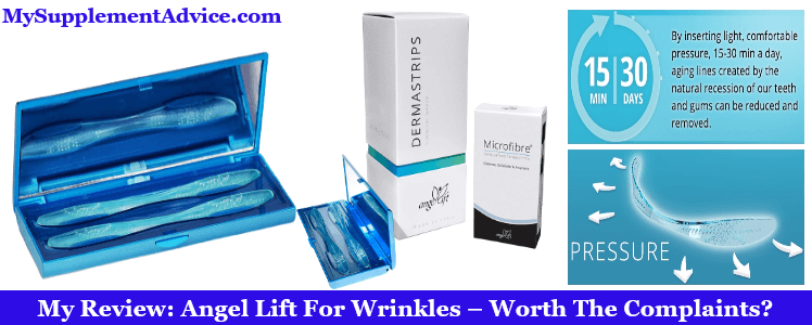 My Review: Angel Lift For Wrinkles (2021) – Worth The Complaints?