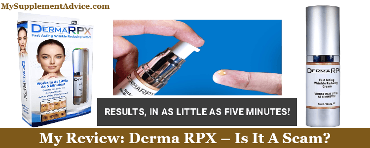 My Review: Derma RPX (2021) – Is It A Scam?