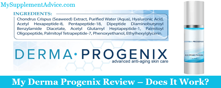 My Derma Progenix Review (2021) – Does It Work?
