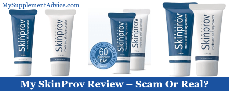 My SkinProv Review (2021) – Scam Or Real?