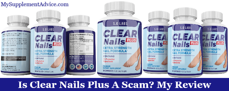 Is Clear Nails Plus A Scam? My Review (2021)