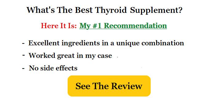 best thyroid