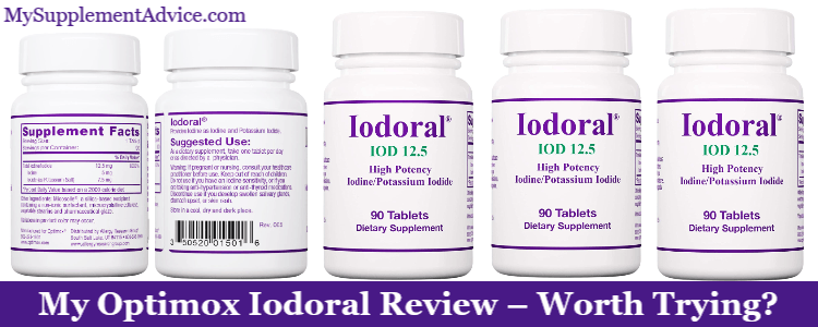 My Optimox Iodoral Review (2021) – Worth Trying?