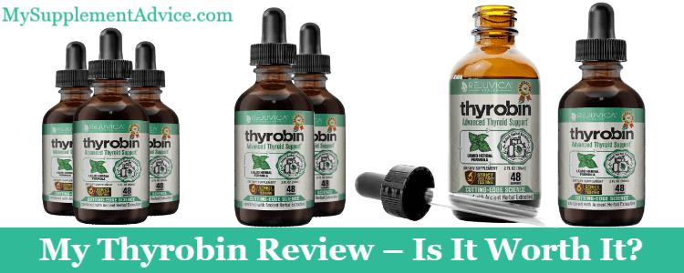 My Thyrobin Review (2021) – Is It Worth It?