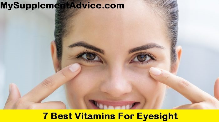 7 Best Vitamins For Eyesight (2021)